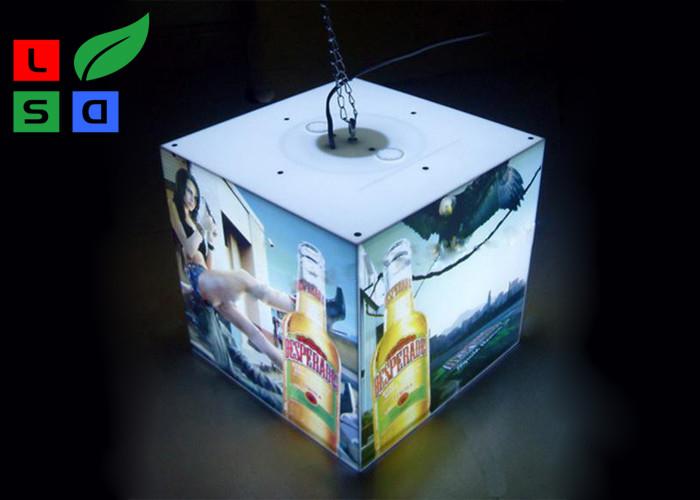 40 Watt Led Cube Light Box 3030 Smd Led Module Light With